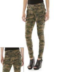 So Skinny Cargo Pants - Juniors  Khol's