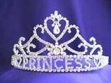 Dress up all the birthday attendees as little princesses using tiaras and long pretty necklaces. Make the birthday girl has the largest crown...