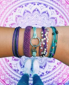 Shop PuraVidaBracelets.com and use code DEJAHUNTER20 to save 20% off your entire order. Code never expires!