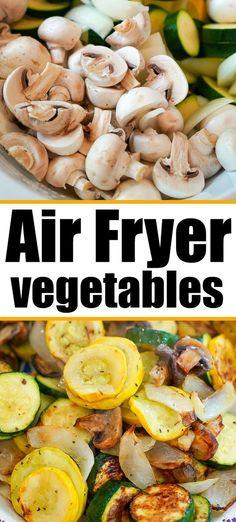 Air Fryer Oven Recipes, Air Frier Recipes, Air Fryer Dinner Recipes, Recipes Dinner, Breakfast Recipes, Dessert Recipes, Air Fried Food, Cooking Recipes, Healthy Recipes