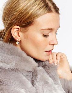 Enlarge ASOS Blush Swing Earrings