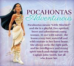 Disney Princess: Nuevos looks para Pocahontas y Mulan / The new looks of Pocahontas and Mulan Disney Pocahontas, Princess Pocahontas, Disney Nerd, Disney Girls, Disney Love, Disney Magic, Disney Pixar, Walt Disney, Disney Stuff