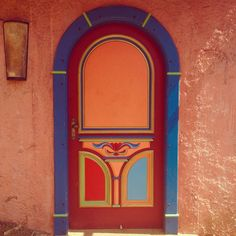 A wonderful #door in