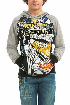 007055c9ea8 57S36D7 2042 Desigual Boy Sweater Jeff