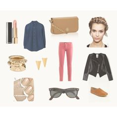 """""""My spring style"""" by teaandfashion on Polyvore"""