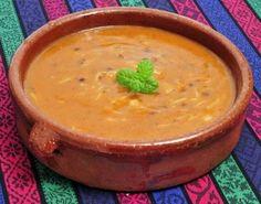 Harira recipe by Sujata Limbu at BetterButter Baked Squash, Baked Spaghetti Squash, Harira Recipe, Turkish Recipes, Ethnic Recipes, Morrocan Food, Tagine Recipes, Special Recipes, Saveur