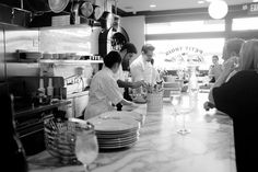Petit  Trois restaurant in Los Angeles - voted by Food & Wine as one of the top restaurants in the USA in 2015