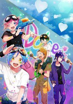 Honey Works, Cute Anime Guys, Anime Characters, Anime Art, Idol, Pamela, Cartoon, Manga, Wallpaper