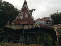 Joyland Abandoned Amusement Park In Wichita Kansas #abandonedamusementparks