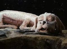 Falcor the luck dragon from never ending story. Alien 1979, Pet Sematary, Sculptures Céramiques, Lion Sculpture, Fantasy Movies, Fantasy Art, Auryn, The Neverending Story, Back In My Day