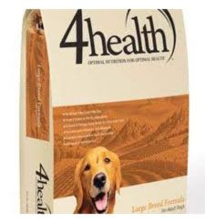 4Health Pet Food recall due to salmonella. May 2012