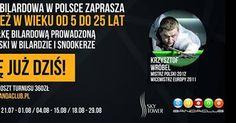Nie pozwólmy dzieciakom nudzić się w wakacje! Bandaclub zaprasza do siebie na wakacyjne zajęcia, nauka gry i wspaniała zabawa w jednym czasie.  http://www.wroclaw.pl/wakacje-we-wroclawiu-2014-program/oferta/wakacyjna-szkolka-bilardowa