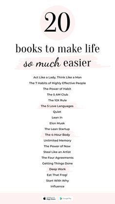 Book Club Books, Book Lists, Good Books, Inspirational Books To Read, Inspirational Quotes, Positive Self Affirmations, Self Care Activities, Self Improvement Tips, Learning