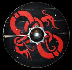Vikings Shield This would make an awesome tattoo