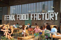 Fenix Food Factory - Katendrecht - Rotterdam #hotspots #rotterdam