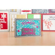 Couture Creations Be Merry Ultimate Die Collection - 55 Pieces (147290) | Create and Craft