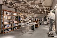 A man's world - Retail Focus - Retail Blog For Interior Design and Visual Merchandising