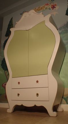 Beauty and the Beast Dresser - traditional - furniture - phoenix - Skiby & Sons