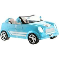 My Life As Doll Convertible Car