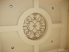 Details make your home yours....this is from Segreto - Fine Paint Finishes and Plasters - Plaster - Houston TX - Ceilings