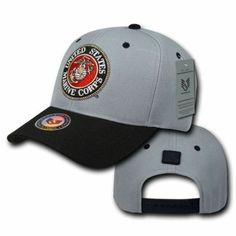 FUN DOGE Army Cap Corps Hat Monarch Butterfly Baseball Adjustable Basic Everyday Military Style for Men Women