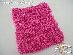 Ponto de Crochê Cesta - Receita de Croche com o Passo a Passo no Link http://www.aprendendocroche.com/receitas-de-croche/video-aula.asp?resid=1111&tree=2