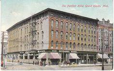 The Pantlind Hotel Grand Rapids Michigan