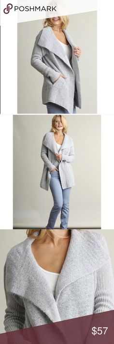 Open Front Double Breasted Cardigan 😍 Brand NEW. BEST seller! Limited quantity. True to size. Sweaters Cardigans