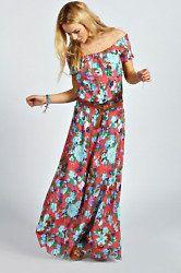Get 20% off Maxi Dresses at boohoo.com!