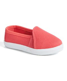 Look what I found on #zulily! Ositos Shoes Coral Layered Slip-On Sneaker by Ositos Shoes #zulilyfinds