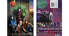 Descendants DVD  A great Disney movie!  Visit Amazon and you can get this Disney Descendants DVD for only $10 today! Check out what the kids of our favorite (or most hated) Disney villains are up to!  Descendants DVD $10  Ships Free with Amazon Prime (Try a FREE Membership)  Actors:Dove CameronCameron BoyceBooboo StewartSofia CarsonMitchell Hope  Directors:Kenny Ortega  Writers:Josann McGibbonSara Parriott  Producers:Tracey Jeffrey  Format:Multiple Formats AC-3 Color Dolby Dubbed NTSC…