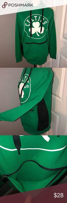 Boston Celtics Logo Graphic Hoodie Boston Celtics Logo Graphic Hoodie. Size medium. NBA Tops Sweatshirts & Hoodies