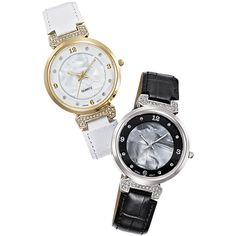 You will love this product from Avon: Time With A Twist Watch