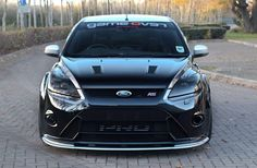 RS. Ford Focus 3, Modern Muscle Cars, Ford Rs, Ford Falcon, Mini S, Car Manufacturers, Art Cars, Cool Cars, Dream Cars
