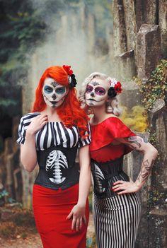 Dia de los Muertos by GrzybowskaArt on DeviantArt