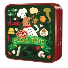 Jeux de société Pizza time - 11,00€