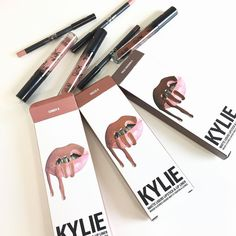Lip Kit By Kylie ~ Liquid Lipsticks & Lip Liners!  @ydelays ♡♥♡♥♡♥