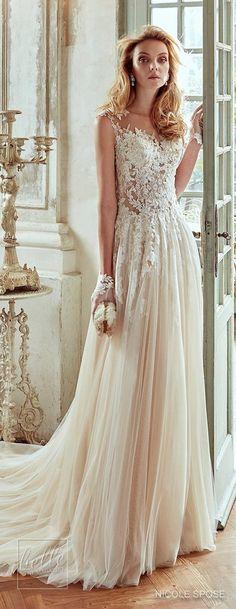Nicole Spose Wedding Dress Collection 2017