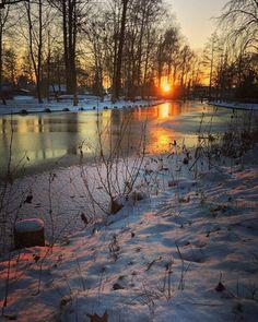 Winter - Spreewald Fotografie Wendland