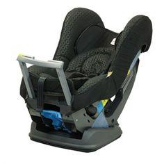 Safe n Sound Compaq convertible car seat - Jet Black