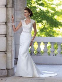 Plenty of Sheath Wedding Dresses are on sale. Buy high quality Sheath Wedding Dresses from theLuckyBridal.com now.