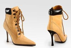 Manolo Blahnik Reissues Its 2002 Hip-Hoppy Ode To Timberlands    THIS IS THE SHIT....THEY ARE SOO SMOOTHE