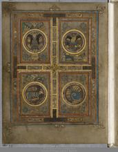 Book of Kells,Gospel of Mark   Complete images of Book of Kells is now available online from Trinity College