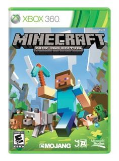 Great deal on the XBOX 360 Minecraft game!
