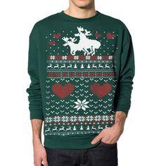 Moose Love Sweatshirt