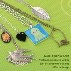 Shana's Necklace Of The Month Club!    by Shana Logic