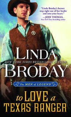 Spotlight: To Love a Texas Ranger by Linda Broday