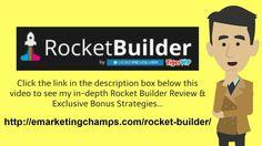 https://www.youtube.com/watch?v=gv3zoHkTkK8 Rocket Builder Review