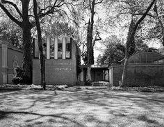 Pavilhao da Venezuela, Jardim da Bienal, 1954, Carlo Scarpa
