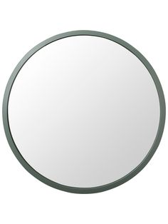 Buy Grey Umbra Hub Round Mirror, from our Mirrors range at John Lewis & Partners. Round Mirrors, Bathroom, Grey, Home Decor, Washroom, Gray, Decoration Home, Room Decor, Full Bath